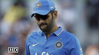 IANS : What Is Wrong With MS Dhoni ? Are His Days Over ?
