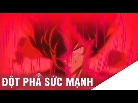 Hé lộ cấp độ mới của Son Goku năm 2015
