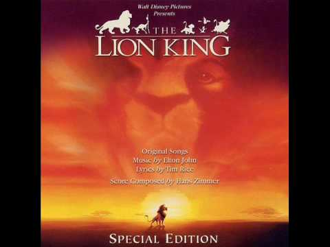 The Lion King soundtrack: Hakuna Matata (French)