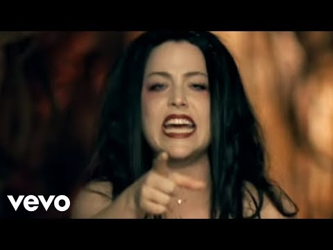 Evanescence - Sweet Sacrifice, Music video by Evanescence performing Sweet Sacrifice. (C) 2006 Wind-up Records, LLC