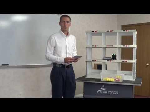 Put-to-Light Demo - Batch Wave Sort