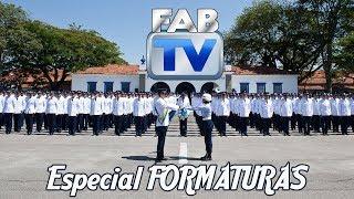A FAB TV – o canal do Youtube da Força Aérea Brasileira - lança, nesta sexta-feira (22/12), sua edição do mês de dezembro. Você vai conferir a formatura das principais escolas da FAB em 2017. EEAR, AFA, CIAAR, EPCAR e ITA somam mais de mil concluintes em 2017.