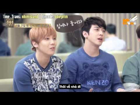 [Vietsub][MIT] Cheongdamdong 111 Teaser {FT Island, CN Blue, Juniel, AOA...}