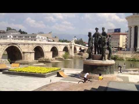 Trip to Macedonia and Serbia