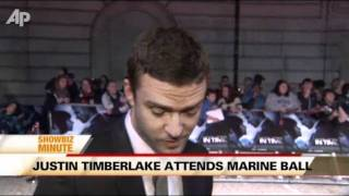 ShowBiz Minute: Redgrave, Timberlake, Box Office