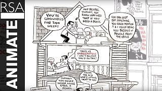 RSA Animate: The Truth About Dishonesty