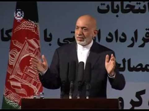President Karzai's remarks at a gathering with the Afghan Youth - September 17, 2013