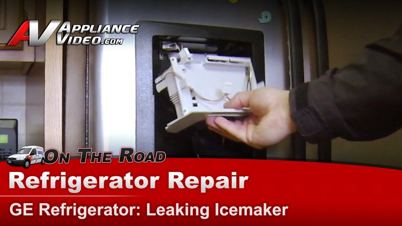 Ge Amp Hotpoint Refrigerator Diagnostic Repair Icemaker