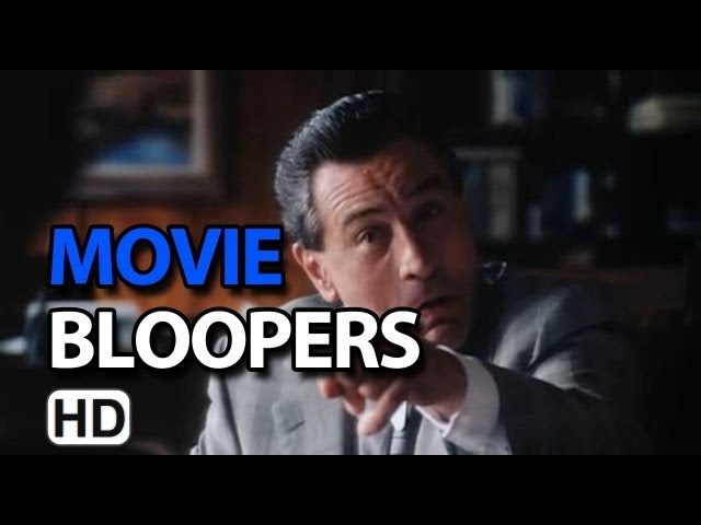 Analyze This (1999) Bloopers Outtakes Gag Reel