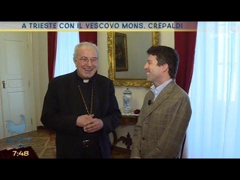 A Trieste con il Vescovo Mons. Crepaldi