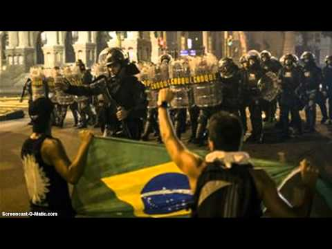 WOW!!! BRAZIL RIOTS SPARK AFTER 1-7 WORLD CUP LOSS TO GERMANY