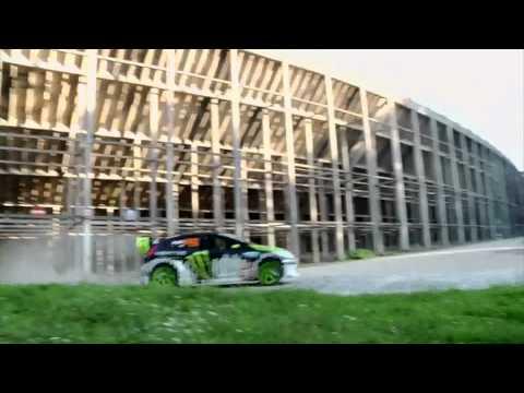 Manobras de Carro Part 2 HD - Bergfly