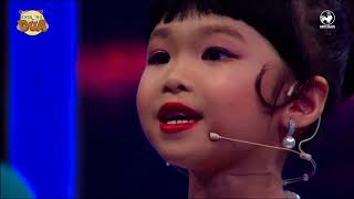 Trấn Thành bái phục tài năng cậu bé thông thái Minh Khang và cô bé MC đỉnh đạt Mộc Quế Anh