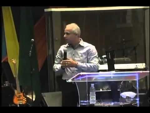 Palestra para Casais Pastor Claudio Duarte