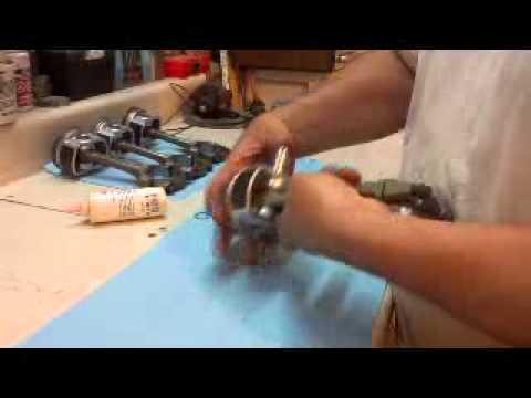 Капитальный ремонт двигателя 1ZZ-FE. Часть2