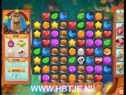 Book of Life Sugar Smash level 25