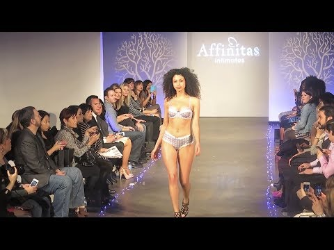 Lingerie Fashion Week: Affinitas Lingerie A/W 2014
