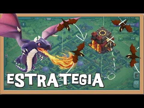 El Dragón | Estrategia | Descubriendo Clash of Clans #341 [Español]