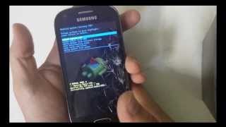 How To Reset Samsung Galaxy Light 4G T399 Hard Reset And