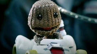 LittleBigPlanet Karting TV Commercial