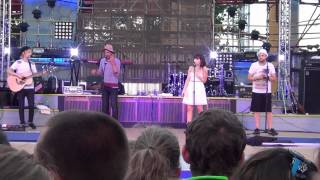 Carly Rae Jepsen (Call Me Maybe) Live At Cedar Point Full