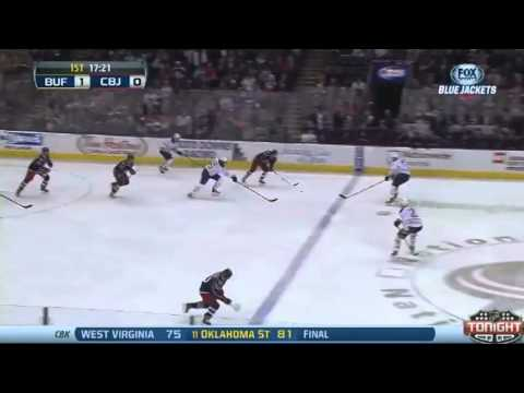 Ryan Miller Saves - Buffalo Sabres v Columbus Blue Jackets - January 25 2014