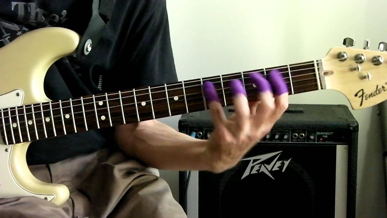 how to make guitar finger protectors