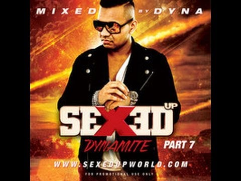 DJ DYNA - SEXED UP MIXTAPE 7