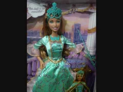 My New Barbie The Three Musketeers Aramina