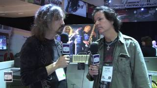 BOBBY DALL Speaks To BackstageAxxess.com At NAMM