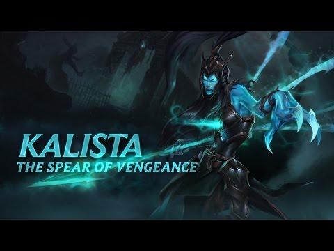 Kalista Champion Spotlight