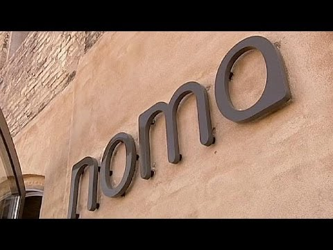 Nice nosebag Noma back as the world's best restaurant