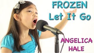 Inspiring 6 Year Old Little Girl Who Sings Let It Go