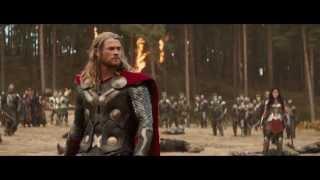 Thor 2 O Mundo Sombrio Trailer 2 Oficial Dublado