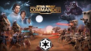 Star Wars Commander IOS / Android HD (Sneak Peek