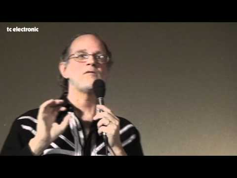 "Bob Katz about the ""loudness war"" part 1"