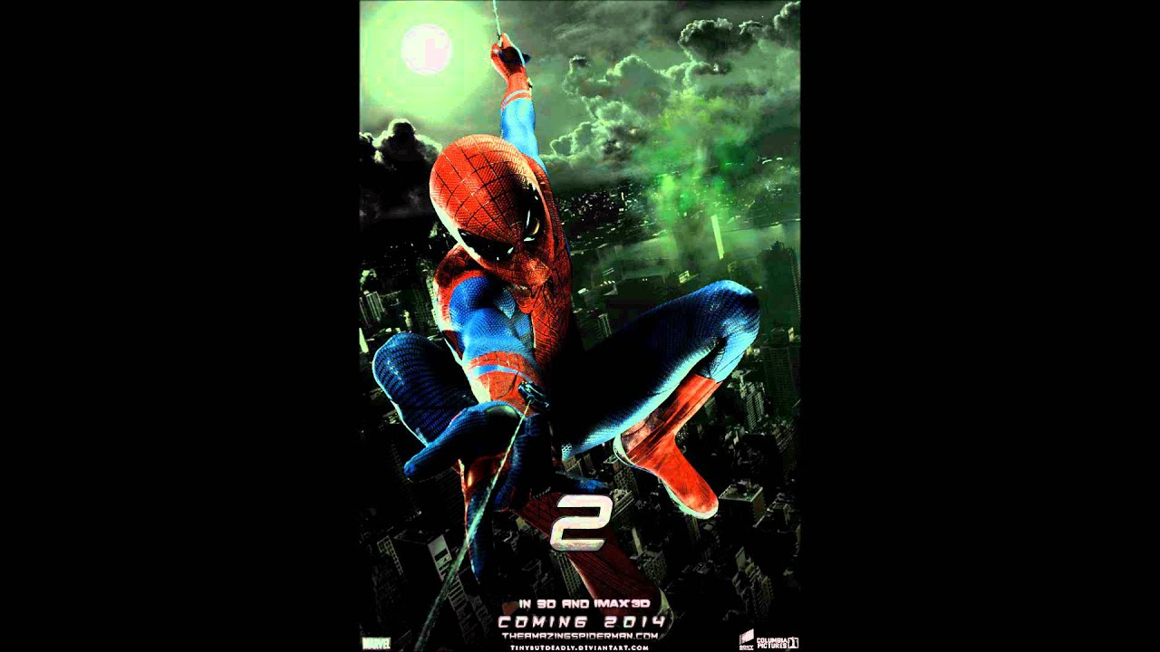 the amazing spiderman 2 2014 teaser poster youtube