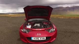 Обзор Mazda MX-5. АвтоВести выпуск Online. Видео Авто Вести Россия 24.