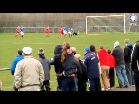 Harmony Row YC vs Rangers SABC U13s Highlights