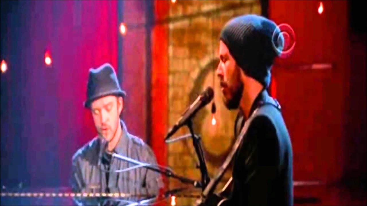 JUSTIN TIMBERLAKE HALL... Justin Timberlake Hallelujah