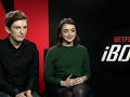 Milner and Williams talk friendship and their latest movie iBoy