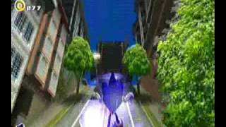 Sonic Adventure 2 City Escape