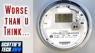Smart Meters are worse than you think (UPDATED)