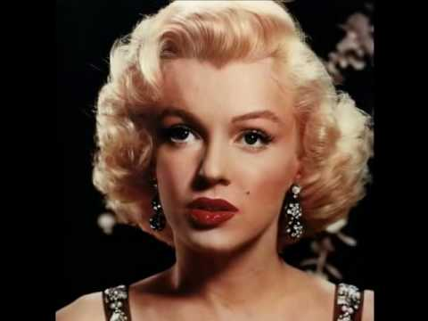Marilyn Monroe My Heart Belongs to Daddy