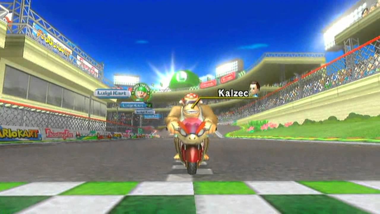 Snap Luigi Circuit Mario Kart Wii Wiki Photos On Pinterest Super The Encyclopedia Challenge Episode 1 Backwards Time Trial Youtube