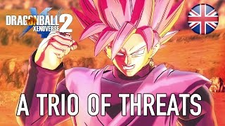 Dragon Ball Xenoverse 2 - DB Super Pack 3 Launch Trailer