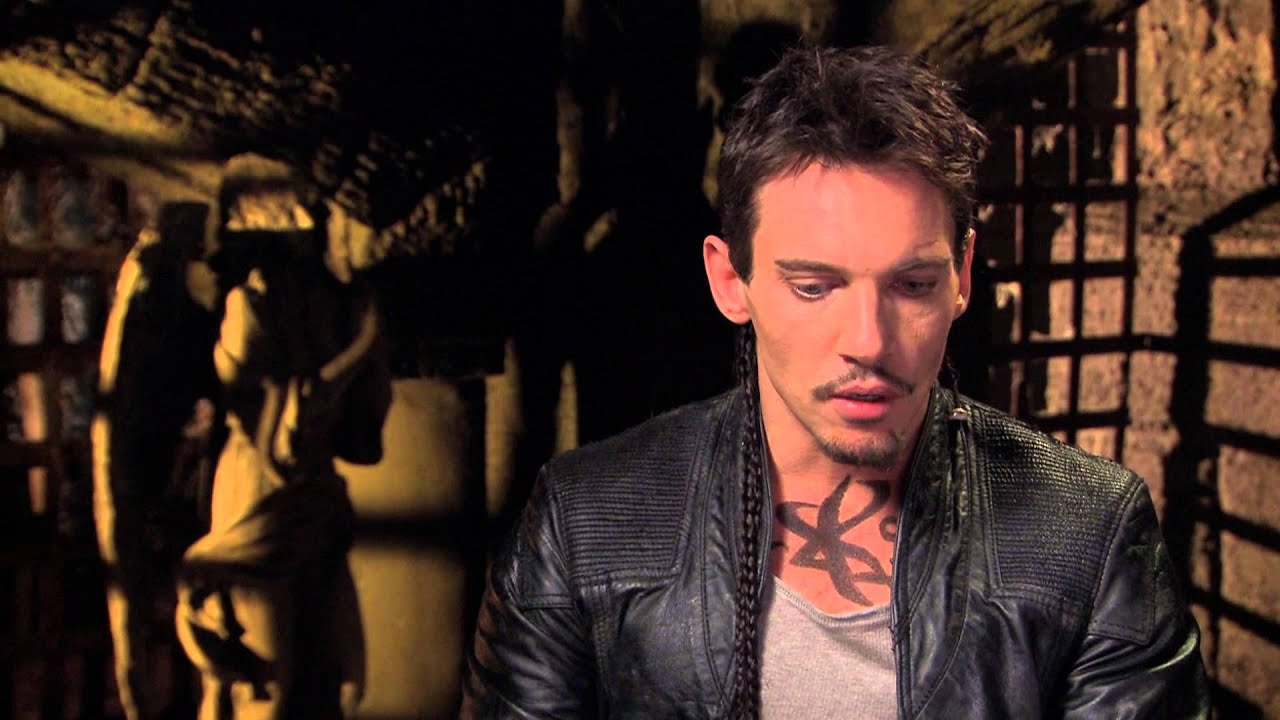 Viewing Gallery For - Jonathan Rhys Meyers City Of Bones ValentineJonathan Rhys Meyers Valentine
