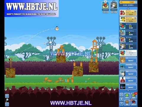 Angry Birds Friends Tournament Level 2 Week 104 (tournament 2) no power-ups