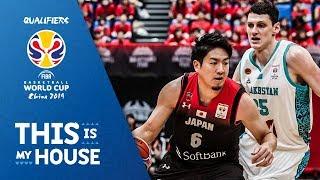 Запись матча Япония - Казахстан (Квалификация на Чемпионат Мира 2019)