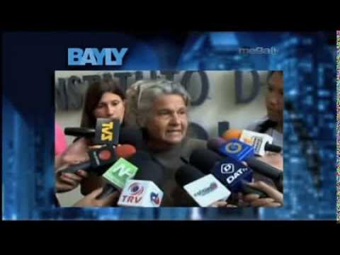 JAIME BAYLY F21 SEPULTAN A LA MISS TURISMO GENESIS CARMONA  ASESINADA EN MARCHA PACIFICA ESTUDIANTIL